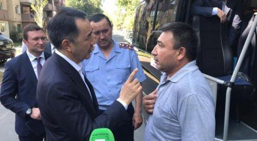 Сагинтаев дал команду зачистить проспект Сейфуллина от проституток