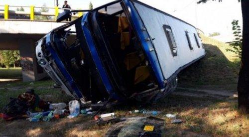 ДТП с автобусом в Алматы: водитель мог уснуть