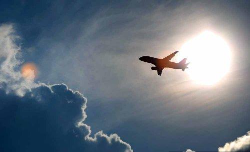 В небе над Лондоном из самолета выпало тело безбилетника