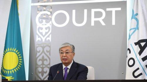 Токаев: Английское право будет успешно применяться в нашей стране