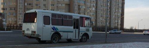 В Актау владельцы автобусных маршрутов отказались возить льготников бесплатно