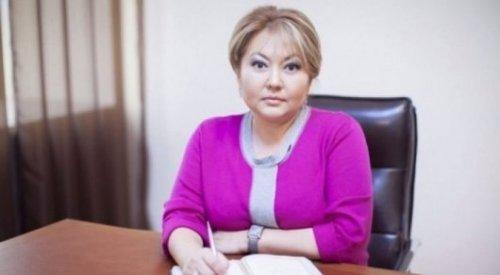 Вице-министр Суханбердиева пошла на процессуальное соглашение - Шпекбаев