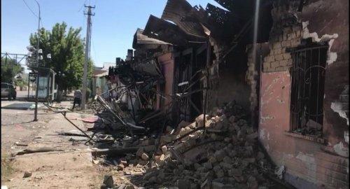 Названа предварительная сумма ущерба от взрывов в Арыси