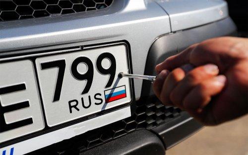 Автомобилям с армянскими, кыргызскими и российскими номерами в Казахстане ограничат передвижение