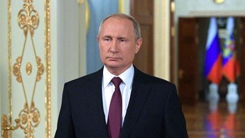 Путин назвал условие диалога с Киевом