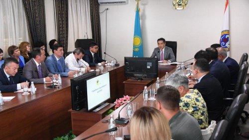 Сагинтаев: Приоритет для Алматы - качество и доступность медуслуг