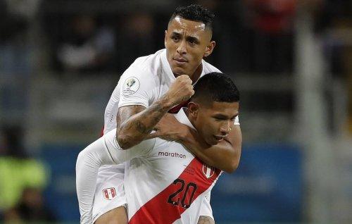 Сборные Перу и Бразилии сыграют в финале Кубка Америки по футболу
