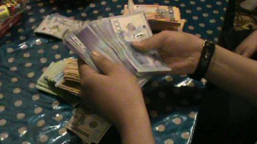 Крупную сумму для финансирования незаконных акций изъяли у членов ДВК в Алматы