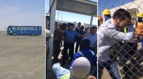 Насилие над людьми недопустимо - Абаев о беспорядках на Тенгизе