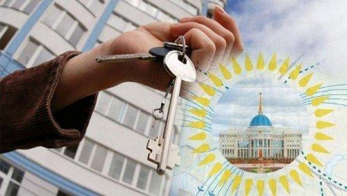 Как будут распределять новое жилье в Шымкенте