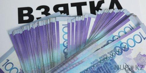 Чиновника оштрафовали на 9 млн тенге за взятку в Карагандинской области