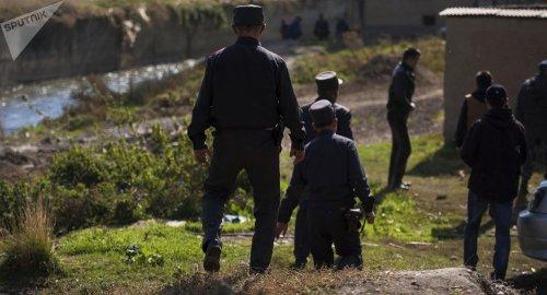 ЧП на Иссык-Куле. Мужчина застрелил двух человек и взял заложника