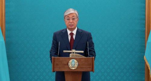 Токаев: благодарю каждого казахстанца за вклад в становление столицы