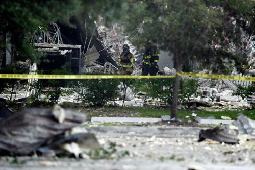 Мощный взрыв прогремел в ТЦ во Флориде, есть пострадавшие