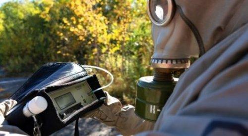 В Усть-Каменогорске ликвидируют радиационное пятно