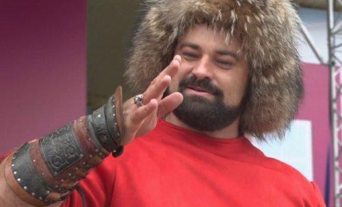Известный казахстанский палуан установил новый рекорд Гиннесса