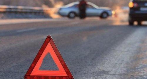 Двое мужчин погибли и один пострадал в результате наезда на трассе Павлодар – Экибастуз