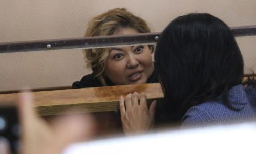Эльмиру Суханбердиеву освободили в зале суда