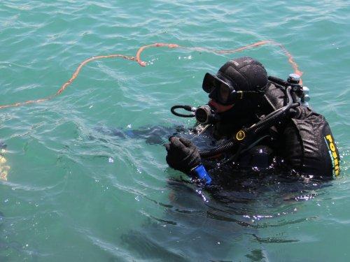 На Актюбинском водохранилище водолазы ищут тело