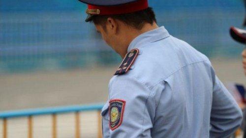 МВД взяло на особый контроль дело о сгоревшем полицейском
