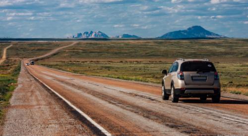 Казахстан назвали аутсайдером по качеству дорог