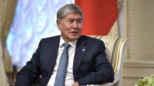 Атамбаев второй раз не явился на допрос