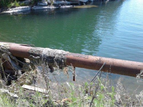 В ВКО в пробах воды из Голубого залива обнаружено 24-кратное превышение норм по содержанию бактерий кишечной палочки