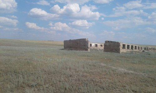 Жители поселка в Актюбинской области остались без земли и воды