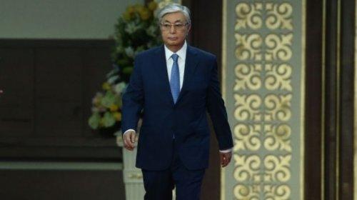 Президент поблагодарил казахстанцев за помощь жителям Арыса