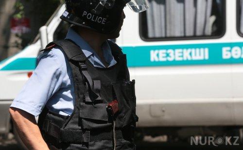 172 преступные группировки задержали в Алматы