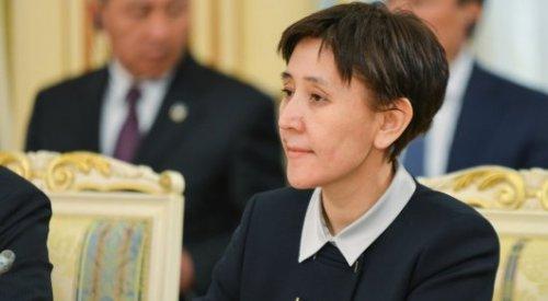 Тамара Дуйсенова получила новую должность