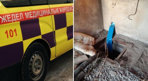 Упавший в колодец мужчина и его сосед умерли в больнице Караганды
