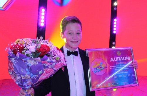 Победители детского конкурса «Baqytty bala», прошедшего в Актобе, получили по миллиону тенге
