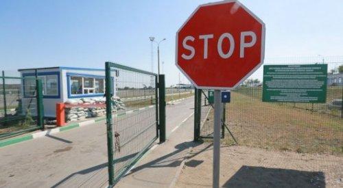 Разыскиваемые в России машины задержали на границе Казахстана с Узбекистаном
