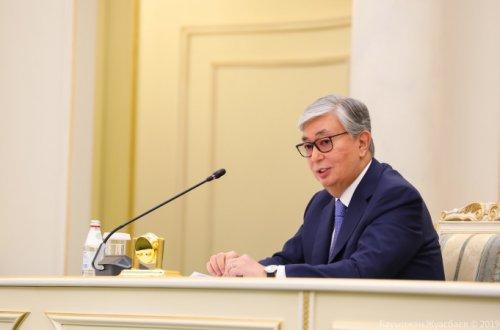 Токаев подписал указ о создании Нацсовета общественного доверия