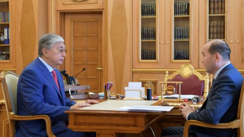 Токаев поручил Нурдаулетову наказать всех виновных во взрывах в Арыси
