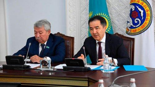 Ситуацию надо менять в корне - Сагинтаев о проблемах в Алматы