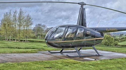 На свадьбу на вертолете: пилота отстранили от полетов