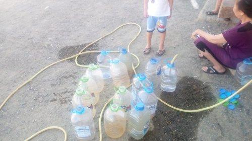 В 40-градусную жару жители города в Актюбинской области остались без воды