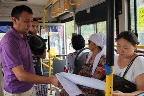 «Осторожно, карманный вор!» Полиция Актобе поставила на учет 100 карманников