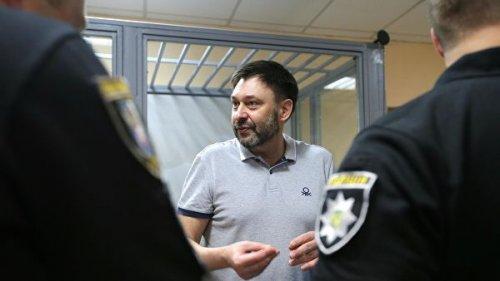 Украина предложила России одновременно освободить Вышинского и Сенцова