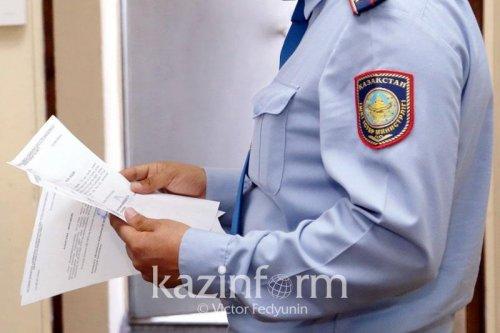 Наркопритон выявили в учебном заведении Шымкента
