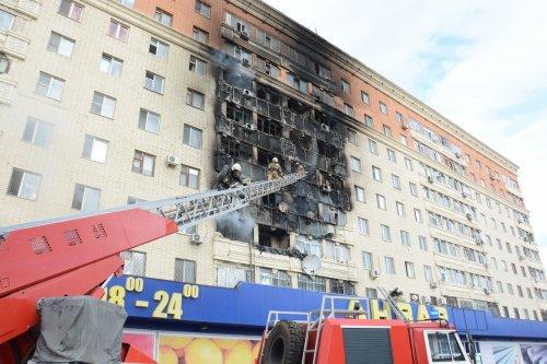 В Актобе на спасение пожароопасных домов денег не нашли
