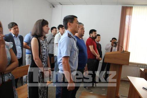 В Актобе осудили чиновников, оформивших липовые лицензии на 151 миллион тенге