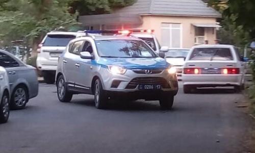 В Шымкенте в заброшенных гаражах обнаружено тело 3-летнего ребенка