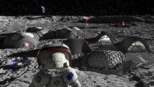 В США пообещали отправить астронавтов на Луну и оставить их на ней
