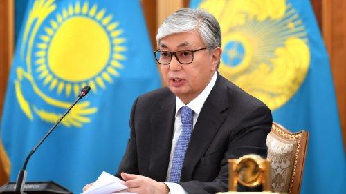 Касым-Жомарт Токаев ушел в краткосрочный отпуск