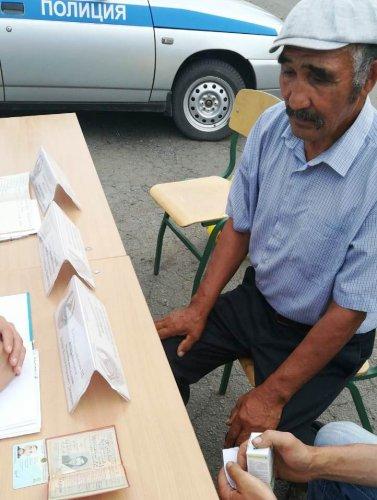 Как заменить права 33-летней давности, посоветовали пенсионеру в СКО
