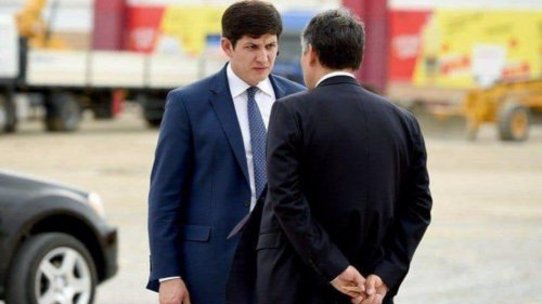 Зять президента Узбекистана оплатил штраф 200 долларов