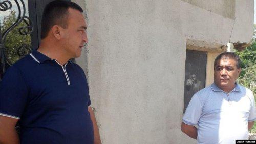 В Узбекистане предприниматель, чью собственность хотели сравнять с землей, поджег чиновника бензином